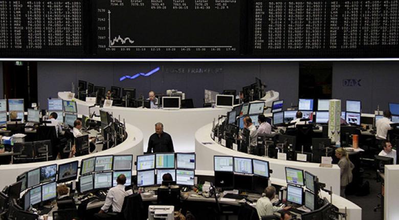Ευρωπαϊκά χρηματιστήρια: Πτώση καταγράφουν οι μετοχές στο ξεκίνημα της συνεδρίασης - Κεντρική Εικόνα