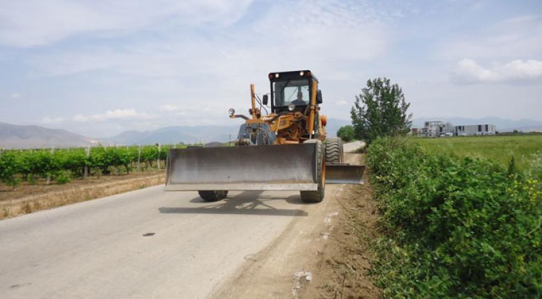 Ακόμη 13 μεγάλα έργα για την αγροτική οδοποιία σε 10 δήμους της Στερεάς Ελλάδας - Κεντρική Εικόνα