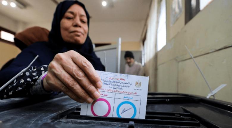 Οι Αιγύπτιοι επικύρωσαν στο δημοψήφισμα τη συνταγματική αναθεώρηση - Κεντρική Εικόνα