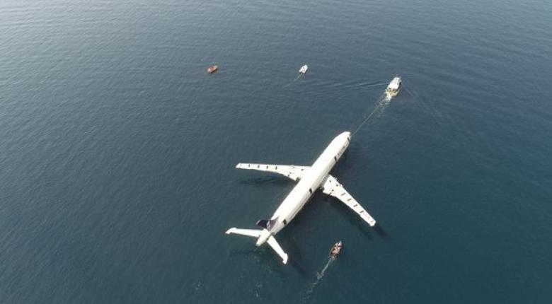 Για ποιον λόγο οι Τούρκοι βύθισαν ένα αεροπλάνο στο βόρειο Αιγαίο (photos) - Κεντρική Εικόνα