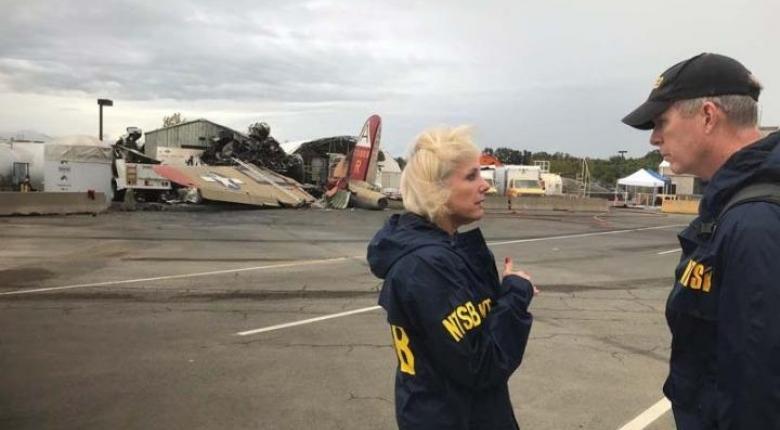 ΗΠΑ: Πτήση επίδειξης θανάτου με αεροπλάνο του Β' ΠΠ - Τουλάχιστον 7 νεκροί (Video) - Κεντρική Εικόνα