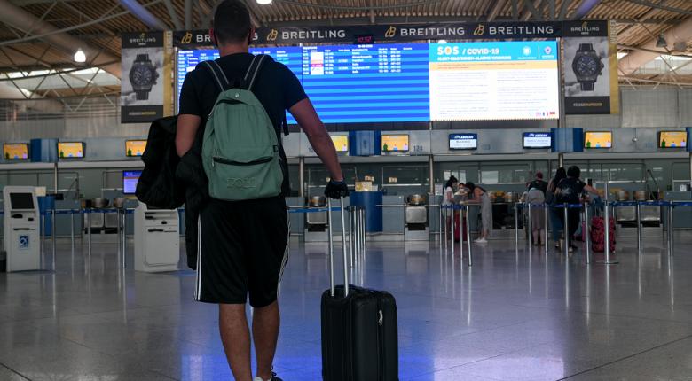 Διεθνής Αερολιμένας Αθηνών: Χειρότερη επίδοση όλων των εποχών και -68,4% στην επιβατική κίνηση το 2020  - Κεντρική Εικόνα