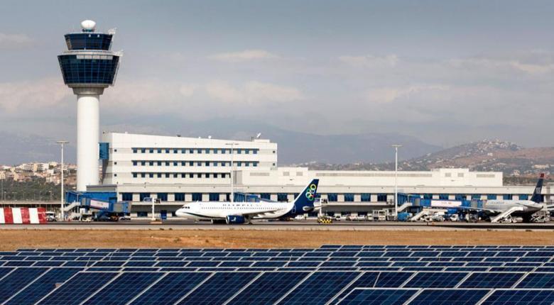 Ξεκινά το έργο της «μικρής επέκτασης» στο αεροδρόμιο Ελ.Βενιζέλος - Κεντρική Εικόνα