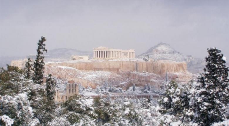 Χιόνια και στην Αττική φέρνει η νέα επιδείνωση του καιρού - Κεντρική Εικόνα