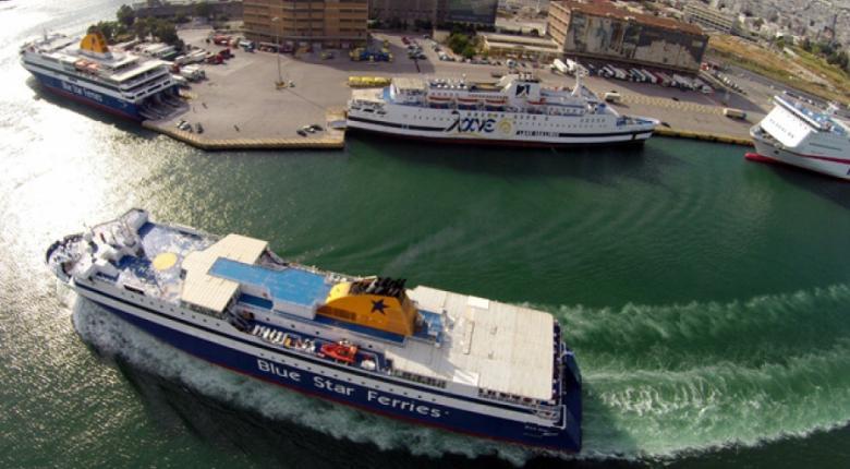 Συμφωνία για αυξήσεις 2% στα πληρώματα των πλοίων της ακτοπλοϊας - Κεντρική Εικόνα