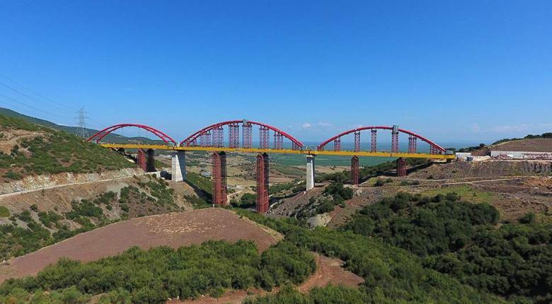 Νέα σιδηροδρομικά έργα 1 δισ. ευρώ διεκδικεί η «Άκτωρ» - Κεντρική Εικόνα