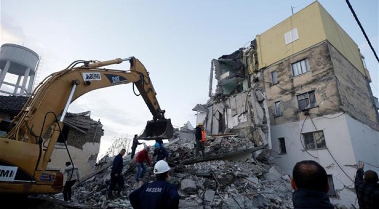 Αλβανία: Πάνω από 1.300 μετασεισμοί μέσα σε μια εβδομάδα - Κεντρική Εικόνα
