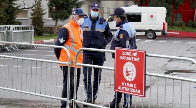 Κορωνοϊός-Αλβανία: Διπλασιασμός κρουσμάτων, εστίες διάδοσης νοσοκομεία και ιατρικά κέντρα - Κεντρική Εικόνα