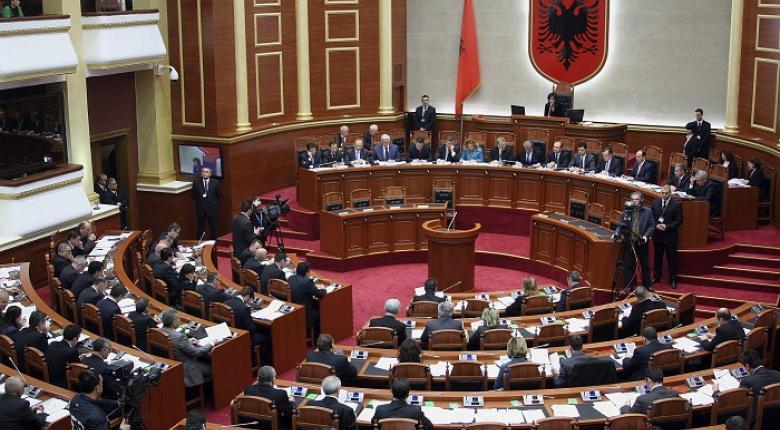 Αλβανία: Το κοινοβούλιο υπερψήφισε την πρόταση μομφής εναντίον του ΠτΔ Ιλίρ Μέτα - Κεντρική Εικόνα