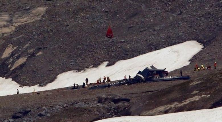Δεύτερο δυστύχημα με αεροπλάνο στις Άλπεις την ίδια μέρα-Νεκροί οι 20 επιβαίνοντες - Κεντρική Εικόνα