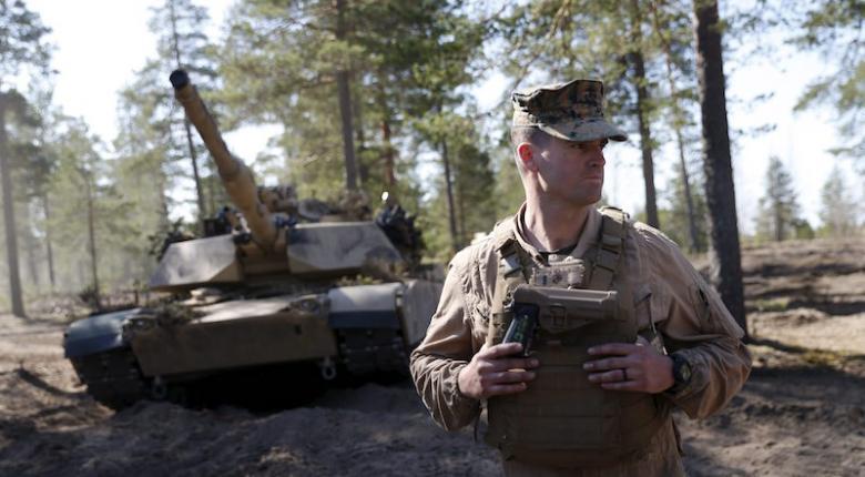 WSJ: Ο αμερικανικός στρατός βλέπει μεγάλες ευκαιρίες στην Ελλάδα - Κεντρική Εικόνα