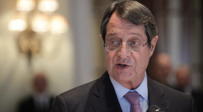 Αναστασιάδης για Κυπριακό: Νέα αποτυχία των συνομιλιών αλλάζει άρδην τη βάση διαλόγου - Κεντρική Εικόνα