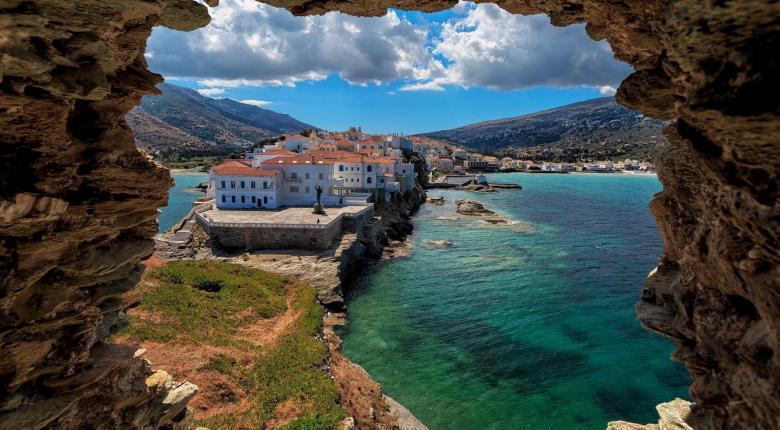 Andros Routes : Μια τοπική πρωτοβουλία με συμμετοχή στη διεθνή τουριστική προβολή! - Κεντρική Εικόνα