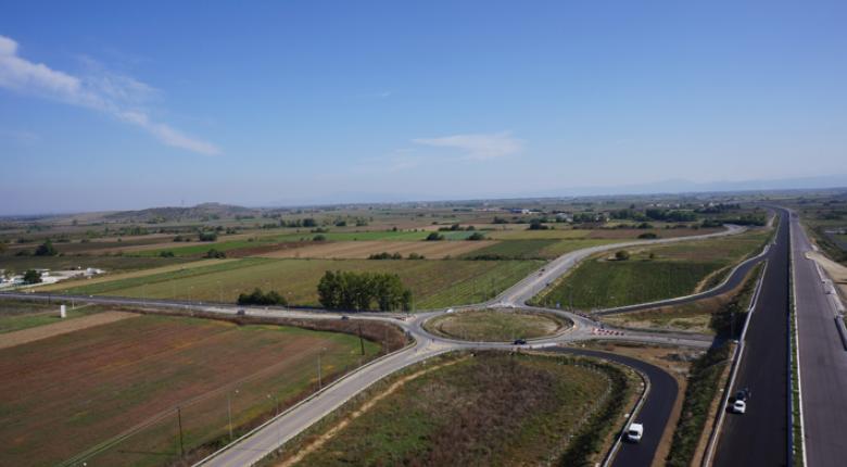 Αυτοκινητόδρομος Κεντρικής Ελλάδος «Ε65» - Ένας δρόμος σε τρεις δόσεις (Φωτο) - Κεντρική Εικόνα 2