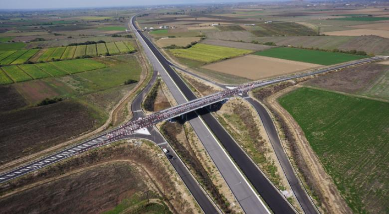Αυτοκινητόδρομος Κεντρικής Ελλάδος «Ε65» - Ένας δρόμος σε τρεις δόσεις (Φωτο) - Κεντρική Εικόνα 3