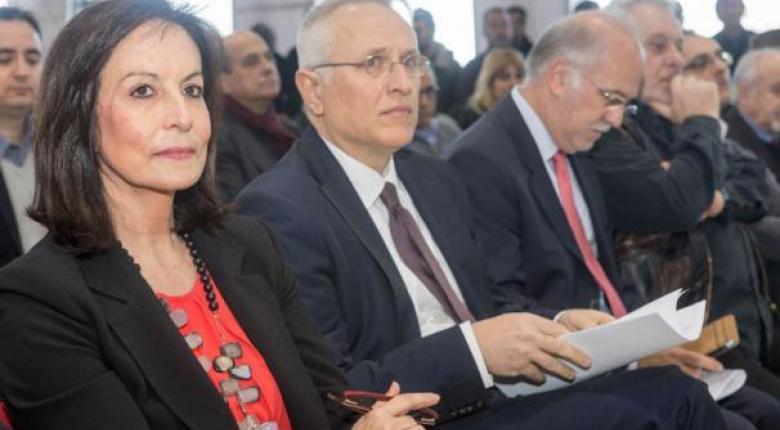 Το συγχαρητήριο τηλεφώνημα της Άννας Διαμαντοπούλου στον Γιάννη Ραγκούση - Κεντρική Εικόνα