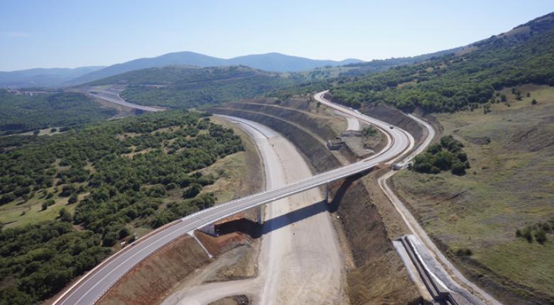 Αυτοκινητόδρομος Κεντρικής Ελλάδος «Ε65» - Ένας δρόμος σε τρεις δόσεις (Φωτο) - Κεντρική Εικόνα 4