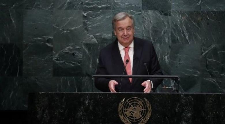 Ο Γκουτέρες ανακοίνωσε τη διεξαγωγή έρευνας του ΟΗΕ για τις αεροπορικές επιδρομές στη ΒΔ Συρία - Κεντρική Εικόνα