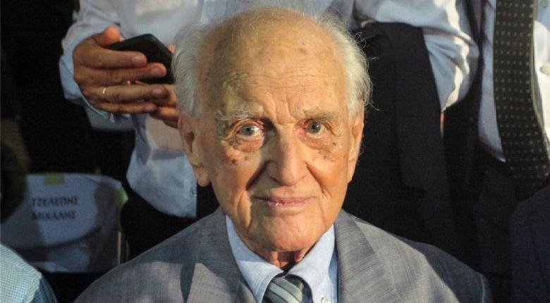 Πέθανε στα 94 του ο Αντώνης Λιβάνης - Κεντρική Εικόνα
