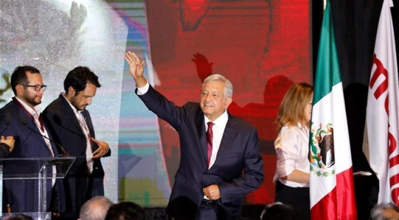 Με φόντο την ένταση με την Ουάσιγκτον για τους μετανάστες, ο Πρόεδρος του Μεξικού μεταβαίνει το Σάββατο στα σύνορα - Κεντρική Εικόνα