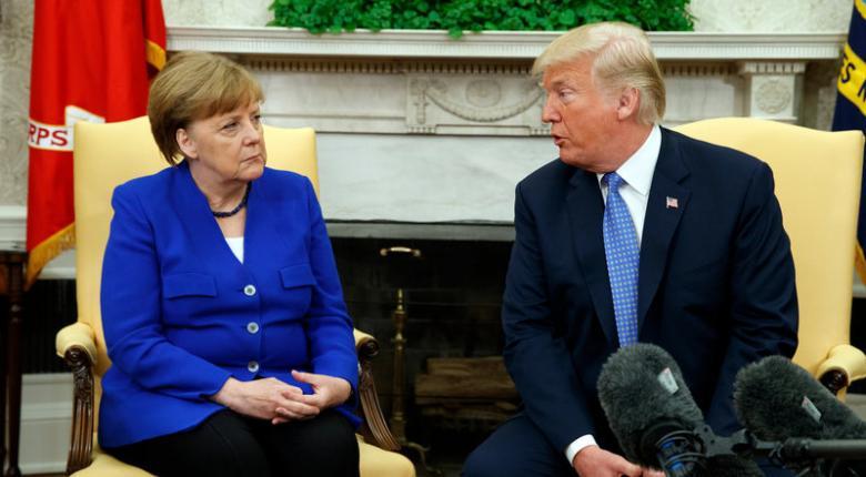 Το 85% των Γερμανών έχουν αρνητική άποψη για τις αμερικανογερμανικές σχέσεις - Κεντρική Εικόνα