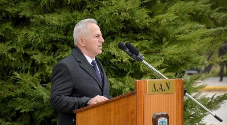 Αποστολάκης: Επιζητούμε ειρήνη και σταθερότητα και προασπίζουμε τα κυριαρχικά μας δικαιώματα - Κεντρική Εικόνα