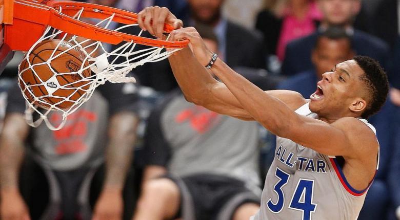 Γ. Αντετοκούνμπο: Τι δουλειά θα έκανε αν δεν έπαιζε μπασκετ; (video) - Κεντρική Εικόνα