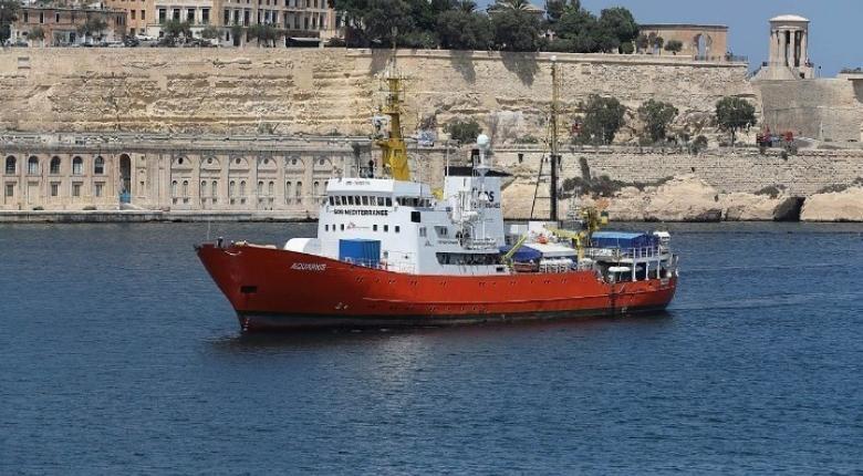 Γαλλία-Γερμανία πιέζουν για λύση για τα πλοία που σώζουν μετανάστες - Κεντρική Εικόνα