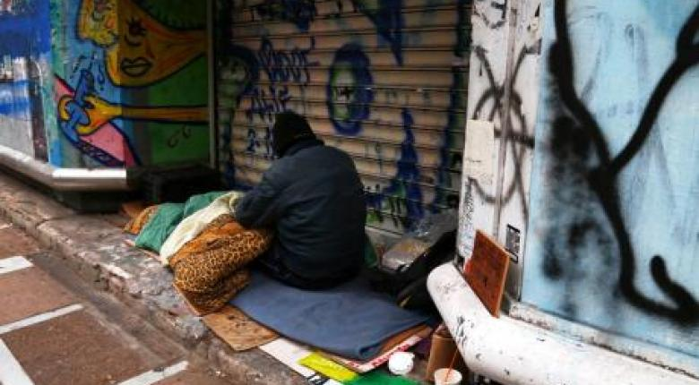 Δεκάδες άστεγοι στα ζεστά «καταφύγια» του Δήμου Αθηναίων - Κεντρική Εικόνα