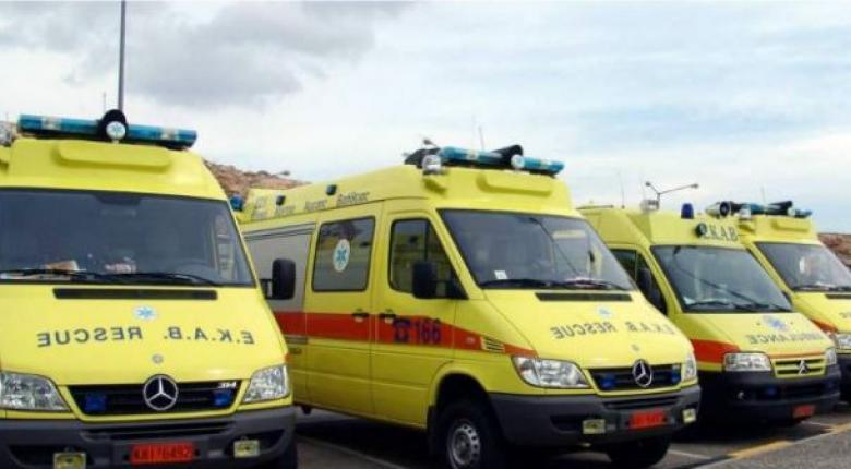 ΙΣΝ: Δωρεά 143 ασθενοφόρων και ψηφιακή αναβάθμιση του επιχειρησιακού κέντρου του ΕΚΑΒ - Κεντρική Εικόνα