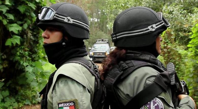 Μεξικό: Οι ειδικές δυνάμεις της «Αστυνομίας του Αβοκάντο» στη μάχη με τα καρτέλ (video) - Κεντρική Εικόνα