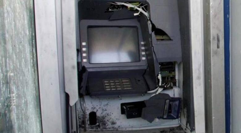 Μπαράζ εμπρησμών σε μηχανήματα αυτόματης συναλλαγής - Κεντρική Εικόνα