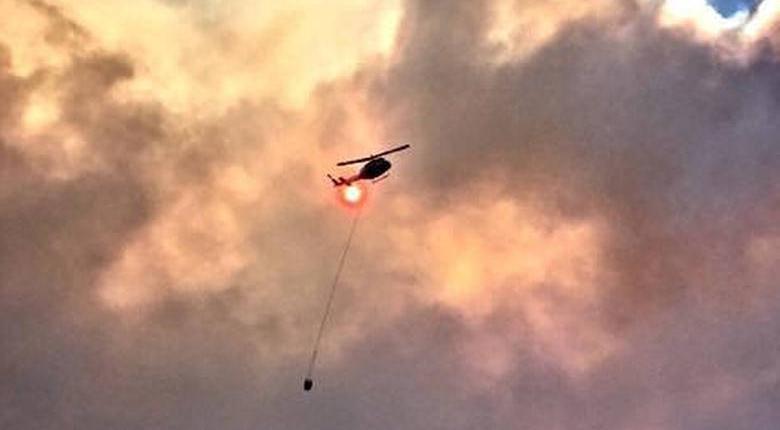 Αυστραλία: Ελικόπτερο συνετρίβη σε επιχείρηση κατάσβεσης πυρκαγιάς - Κεντρική Εικόνα