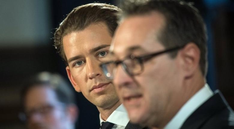Παραιτήθηκε ο αντικαγκελάριος Στράχε - Πιθανές οι πρόωρες εκλογές στην Αυστρία - Κεντρική Εικόνα