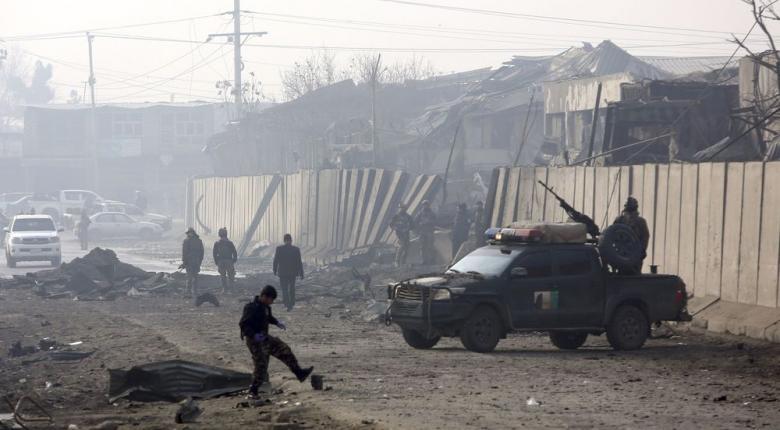 Αφγανιστάν: Toυλάχιστον 18 νεκροί στρατιώτες και αστυνομικοί από επιθέσεις Ταλιμπάν - Κεντρική Εικόνα