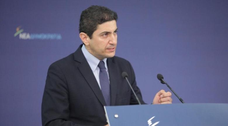 Αυγενάκης: Ο ΣΥΡΙΖΑ προσπαθεί με fake news να κερδίσει το χώρο των ταξί - Κεντρική Εικόνα