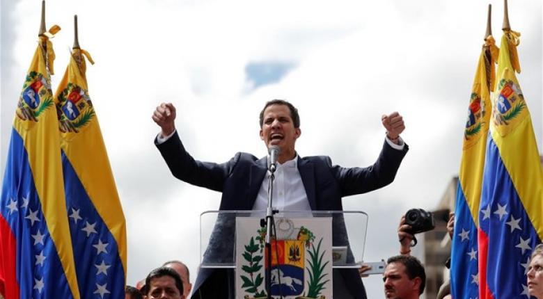 Βενεζουέλα: Έρευνα σε βάρος του Γκουαϊδό για παράνομη χρηματοδότηση από το εξωτερικό - Κεντρική Εικόνα