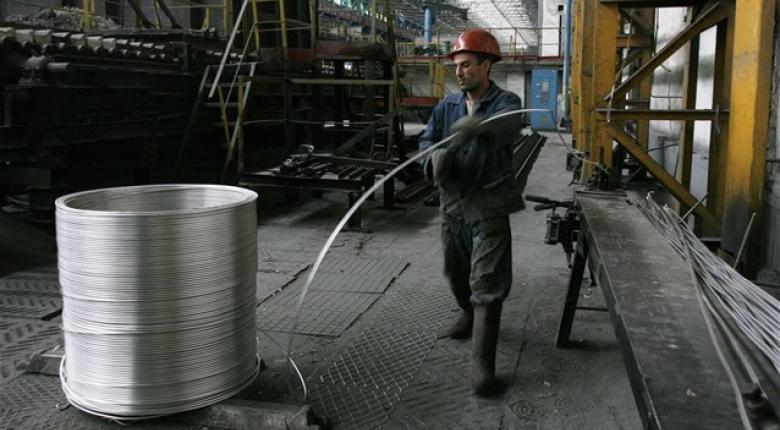 Εκτοξεύθηκαν οι εξαγωγές αλουμινίου το 2019 - Κεντρική Εικόνα