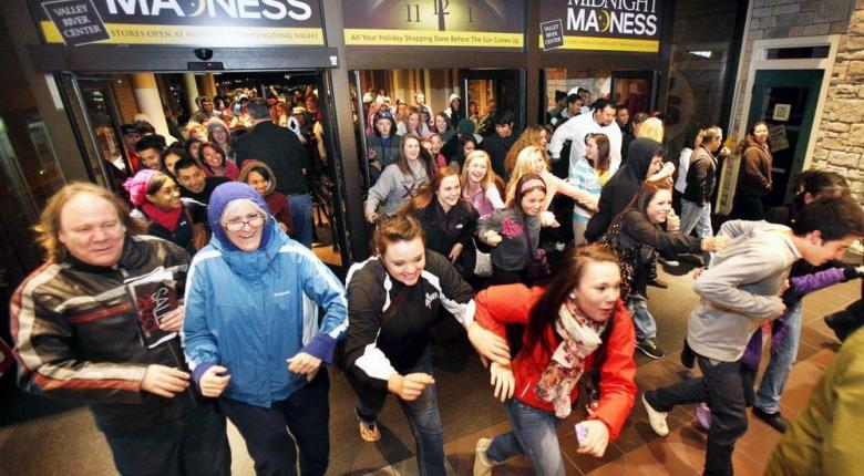Πότε πέφτει η Black Friday φέτος, η ημέρα των «τρελών» εκπτώσεων - Κεντρική Εικόνα