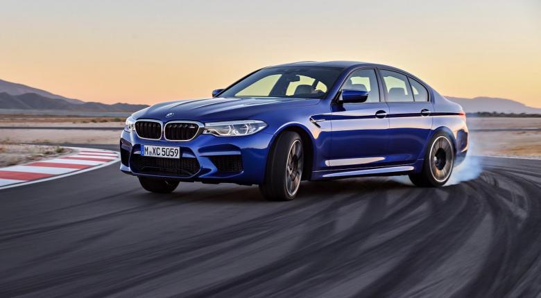 Νέα BMW M5 και επίσημα με 600 άλογα! (photo+video) - Κεντρική Εικόνα 2
