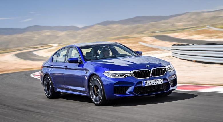 Νέα BMW M5 και επίσημα με 600 άλογα! (photo+video) - Κεντρική Εικόνα