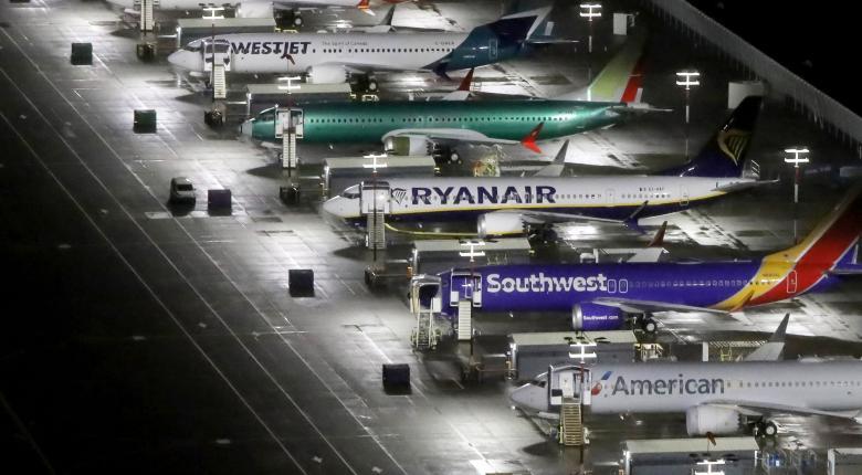 Επικές ατάκες στη Boeing για το 737 ΜΑΧ: «Σχεδιάστηκε από κλόουν που εποπτεύονται από μαϊμούδες»! - Κεντρική Εικόνα