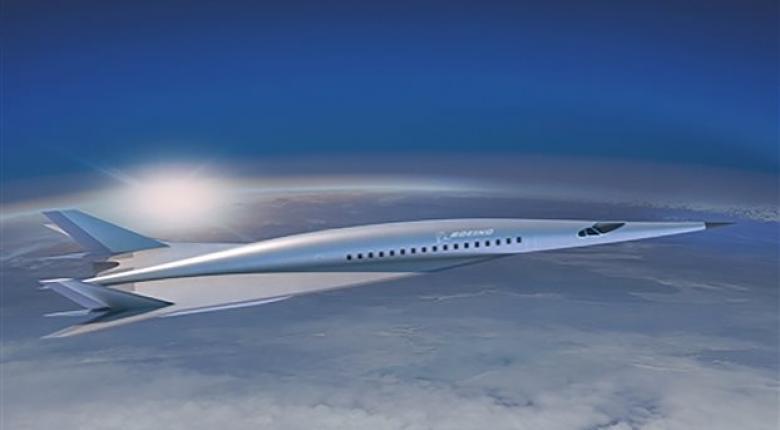 H Boeing παρουσίασε τα σχέδια του νέου Κονκόρντ - Κεντρική Εικόνα