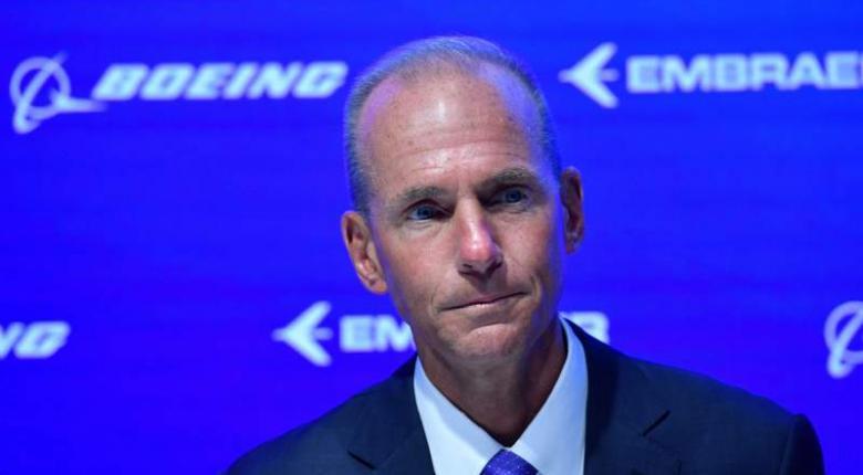 Παραιτήθηκε ο CEO της Boeing - Κεντρική Εικόνα
