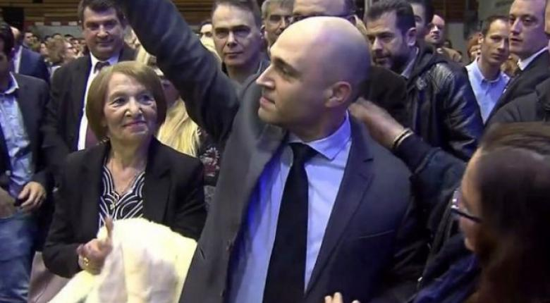 «Κόπηκε» από τα ψηφοδέλτια της ΝΔ ο Μπογδάνος - Τι εξόργισε το Μοσχάτο - Κεντρική Εικόνα