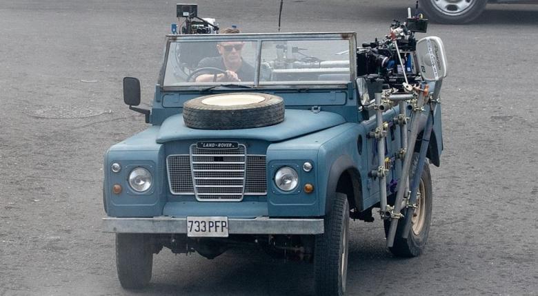 Το νέο όχημα του James Bond (photo) - Κεντρική Εικόνα