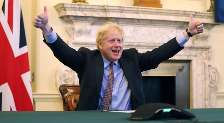 Brexit: Ιστορική συμφωνία Λονδίνου - Βρυξελλών - Κεντρική Εικόνα