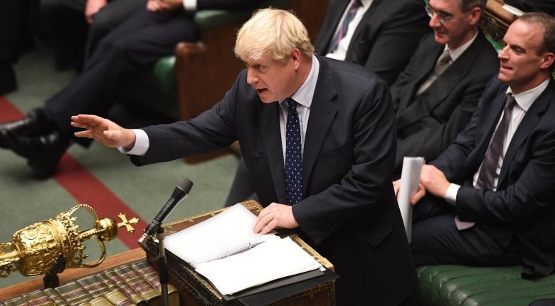 Ο Τζόνσον αποδέχθηκε την αναβολή του Brexit - Επιβεβαιώνουν οι Βρυξέλλες - Κεντρική Εικόνα