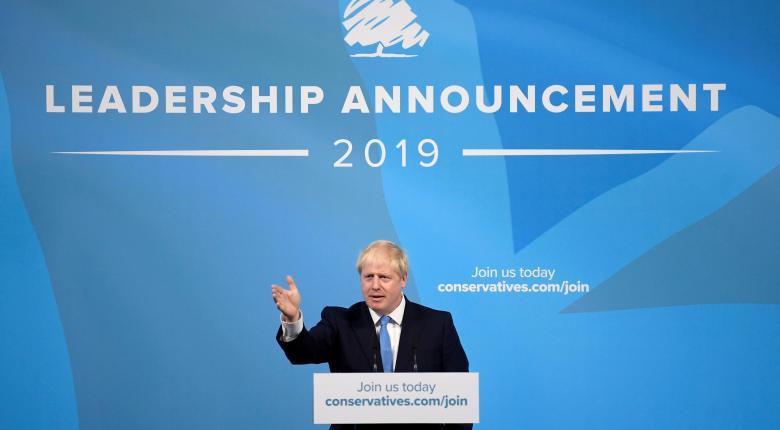 Νέος πρωθυπουργός της Βρετανίας ο Μπόρις Τζόνσον - Κεντρική Εικόνα