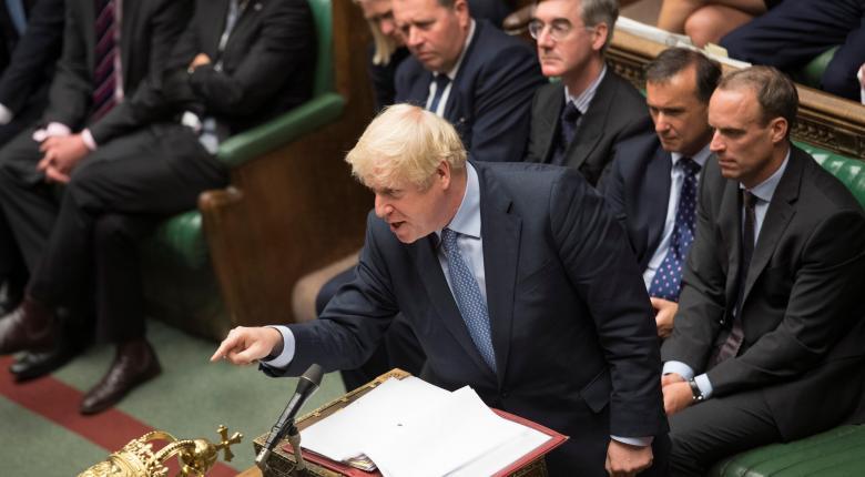 Βρετανία: «Ναι» στο νομοσχέδιο, «όχι» στο χρονοδιάγραμμα για το Brexit από τους βουλευτές - Κεντρική Εικόνα
